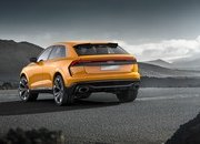 The Audi Q8 Sport Is More Potent and Makes the Q8 e-Tron Easy to Forget - image 708608