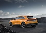 The Audi Q8 Sport Is More Potent and Makes the Q8 e-Tron Easy to Forget - image 708611
