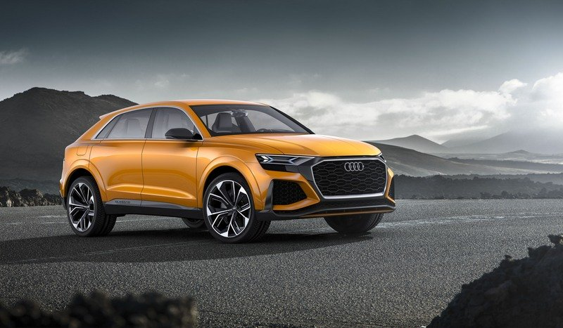 The Audi Q8 Sport Is More Potent and Makes the Q8 e-Tron Easy to Forget High Resolution Exterior - image 708614