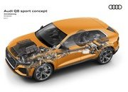 The Audi Q8 Sport Is More Potent and Makes the Q8 e-Tron Easy to Forget - image 708615