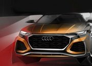 The Audi Q8 Sport Is More Potent and Makes the Q8 e-Tron Easy to Forget - image 708618