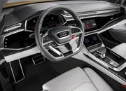 The Audi Q8 Sport Is More Potent and Makes the Q8 e-Tron Easy to Forget - image 708600