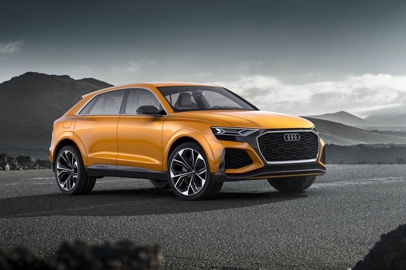 2017 Audi Q8 Sport Concept High Resolution Exterior AutoShow - image 711670