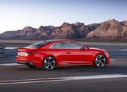 "Audi Exec Calls Audi RS5 Coupe's Published Performance Numbers ""Conservative"" - image 708150"
