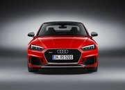 "Audi Exec Calls Audi RS5 Coupe's Published Performance Numbers ""Conservative"" - image 708154"