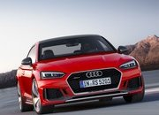 "Audi Exec Calls Audi RS5 Coupe's Published Performance Numbers ""Conservative"" - image 708161"