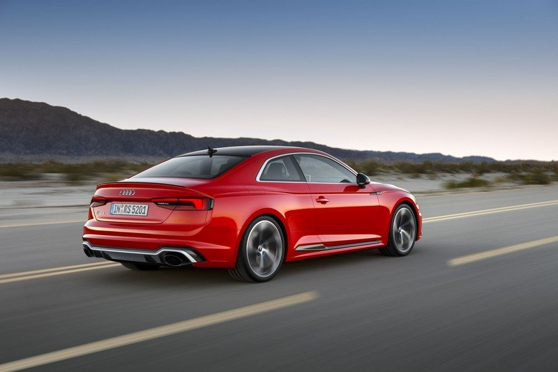 2018 Audi RS5 High Resolution Exterior - image 708163