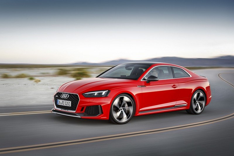 2018 Audi RS5 High Resolution Exterior - image 708166