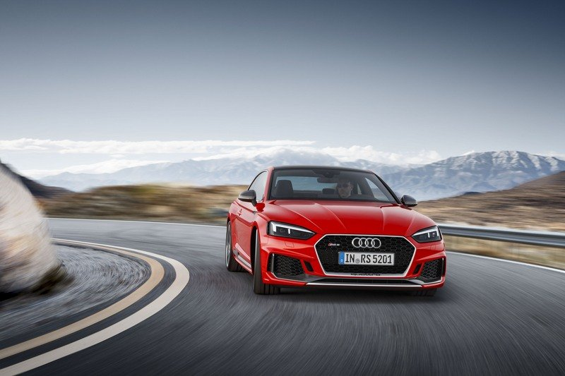 2018 Audi RS5 High Resolution Exterior - image 708169