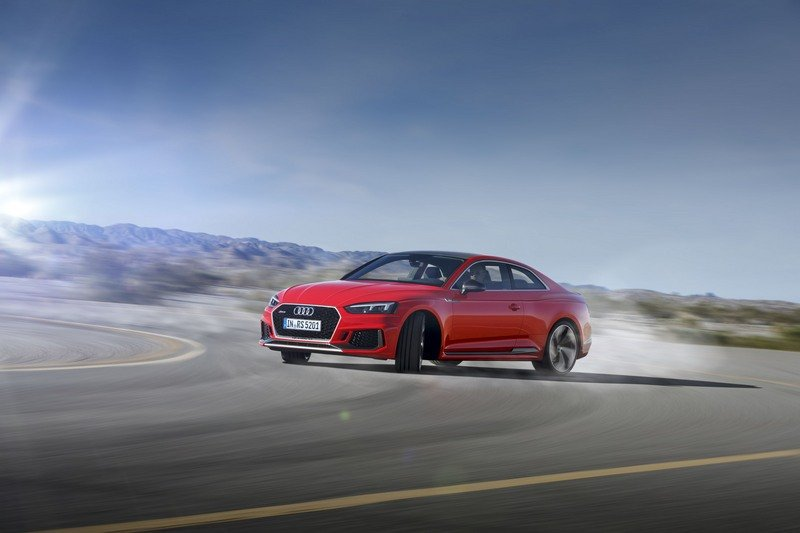 2018 Audi RS5 High Resolution Exterior - image 708171