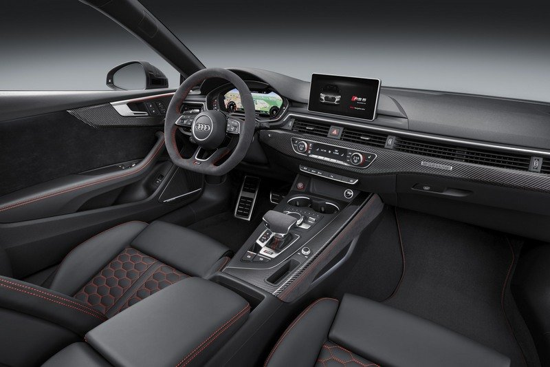 2018 Audi RS5 High Resolution Interior - image 708173