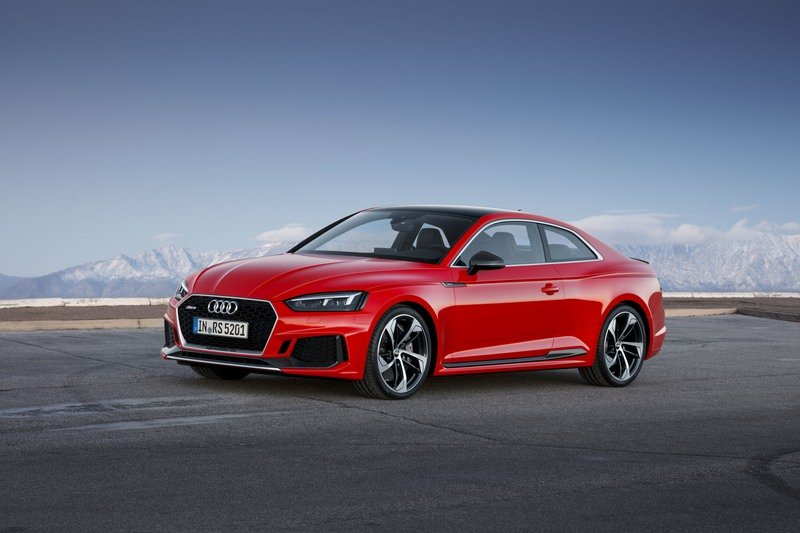 2018 Audi RS5 High Resolution Exterior - image 708143