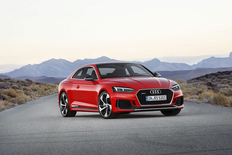 2018 Audi RS5 High Resolution Exterior - image 708144