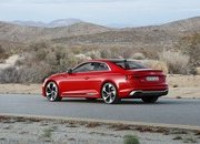"Audi Exec Calls Audi RS5 Coupe's Published Performance Numbers ""Conservative"" - image 708145"