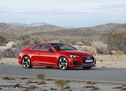"Audi Exec Calls Audi RS5 Coupe's Published Performance Numbers ""Conservative"" - image 708146"