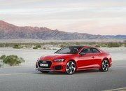 "Audi Exec Calls Audi RS5 Coupe's Published Performance Numbers ""Conservative"" - image 708147"