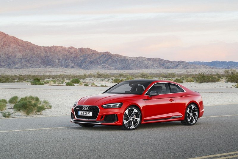"Audi Exec Calls Audi RS5 Coupe's Published Performance Numbers ""Conservative"" High Resolution Exterior - image 708147"