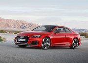 "Audi Exec Calls Audi RS5 Coupe's Published Performance Numbers ""Conservative"" - image 708148"