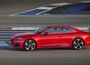 "Audi Exec Calls Audi RS5 Coupe's Published Performance Numbers ""Conservative"" - image 708149"