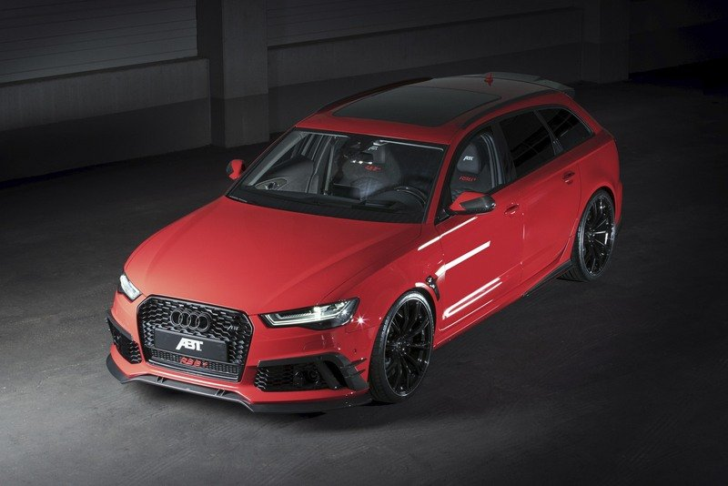 2017 Audi RS6+ by ABT Sportsline
