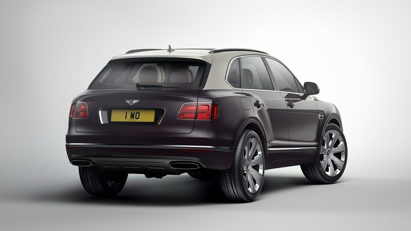 2017 Bentley Bentayga Mulliner