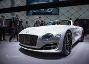 Is The Global Situation Leading to a Boost In Driving Automotive Electrification? Bentley Thinks So - image 709209