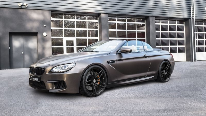 2017 BMW M6 Convertible by G-Power