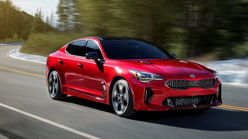 Kia Stinger: Latest News, Reviews, Specifications, Prices, Photos And  Videos | Top Speed