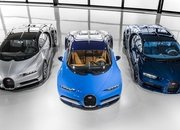 Bugatti Announces First Deliveries Of Chiron To Remind Us We're All Still Peasants - image 707805