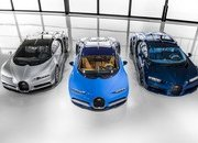 Bugatti Announces First Deliveries Of Chiron To Remind Us We're All Still Peasants - image 707758