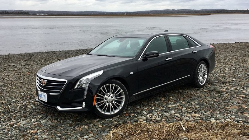The Cadillac CT6 fails, goes out of production after only four years