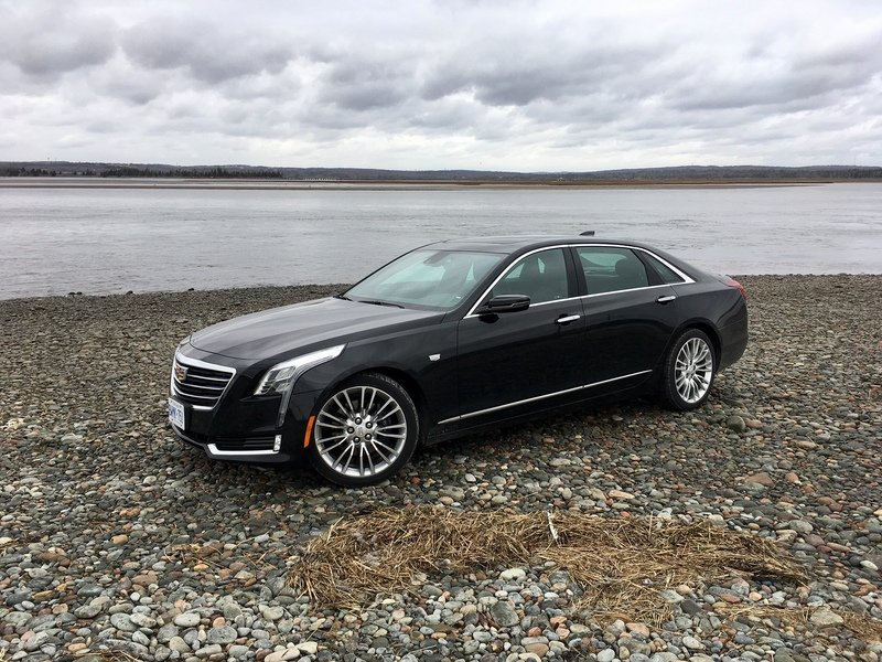 2017 Cadillac CT6 High Resolution Exterior - image 707955