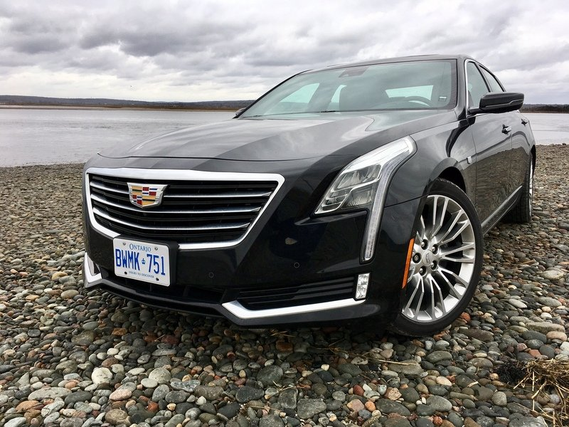 The Cadillac CT6 fails, goes out of production after only four years High Resolution Exterior - image 707957