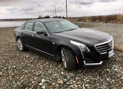 The Cadillac CT6 fails, goes out of production after only four years - image 707959