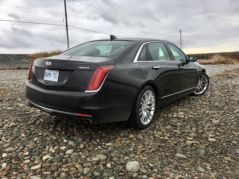 The Cadillac CT6 fails, goes out of production after only four years High Resolution Exterior - image 707961