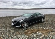 The Cadillac CT6 fails, goes out of production after only four years - image 707954