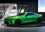 Chevrolet Camaro Track Concept Brings 1LE Package to Europe - image 708748