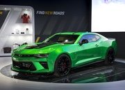 Chevrolet Camaro Track Concept Brings 1LE Package to Europe - image 708749