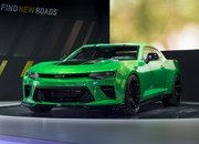 Chevrolet Camaro Track Concept Brings 1LE Package to Europe - image 708750
