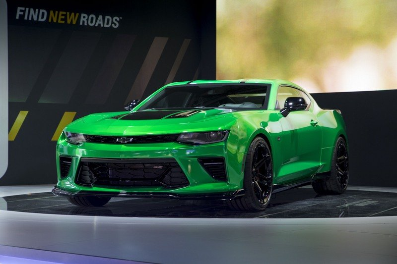 Chevrolet Camaro Track Concept Brings 1LE Package to Europe High Resolution Exterior AutoShow - image 708750