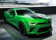 Chevrolet Camaro Track Concept Brings 1LE Package to Europe - image 708751