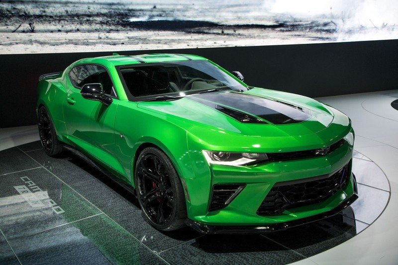 Chevrolet Camaro Track Concept Brings 1LE Package to Europe High Resolution Exterior AutoShow - image 708751