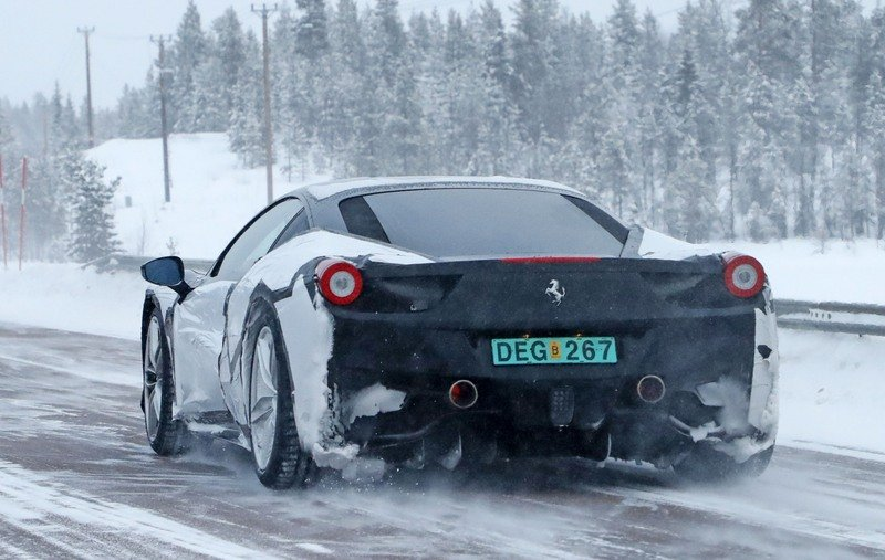 Is This The Long Rumored Ferrari Dino We've All Been Waiting For?