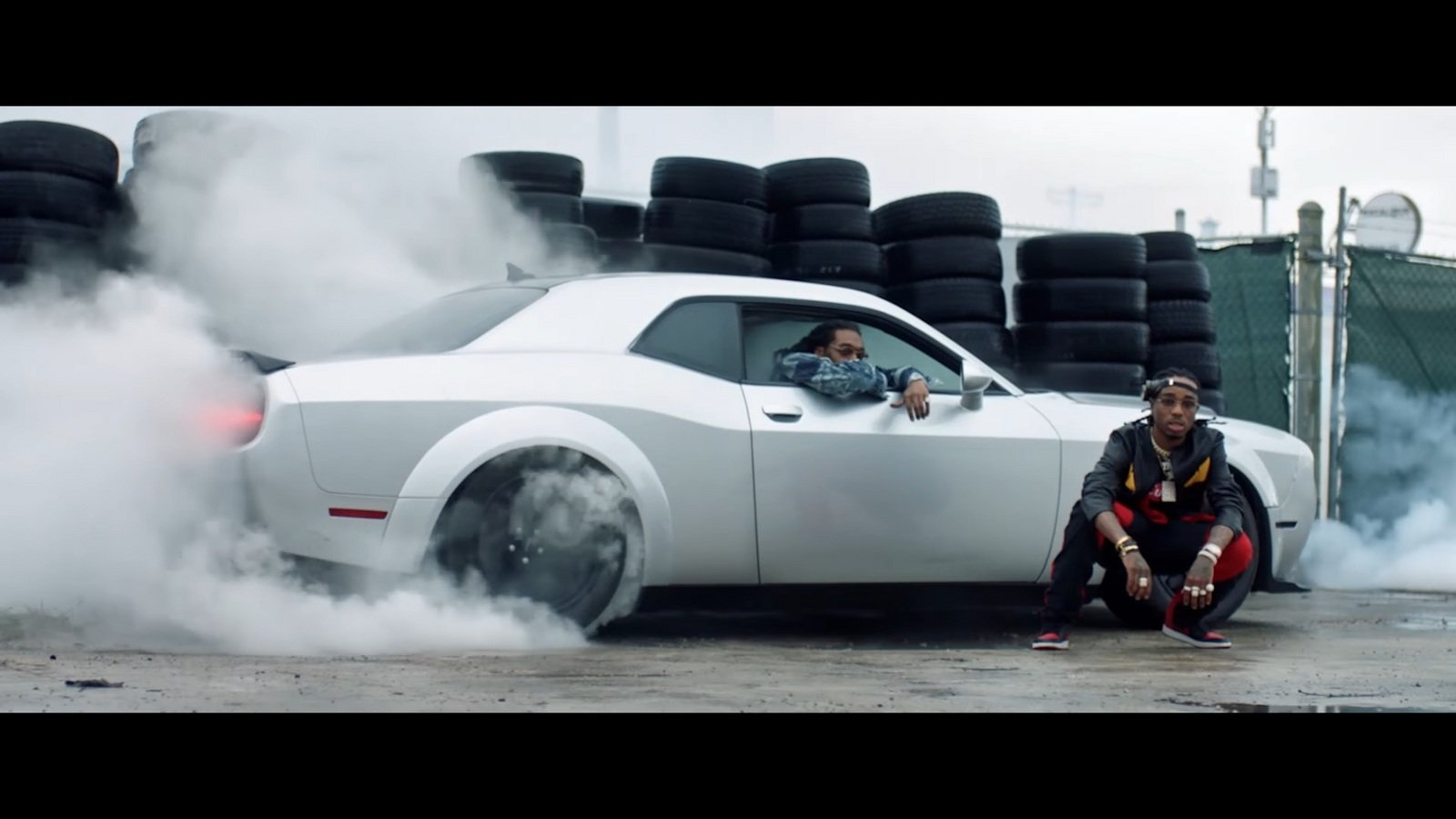 Dodge Challenger Demon Shows Up In The Fate Of The Furious Music