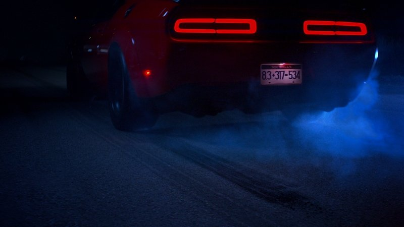 The Challenger SRT Demon Will Terrorize the Strip Thanks to a Factory TransBrake