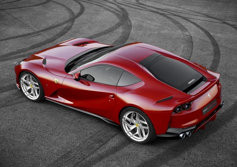 2018 Ferrari 812 Superfast High Resolution Exterior - image 708552