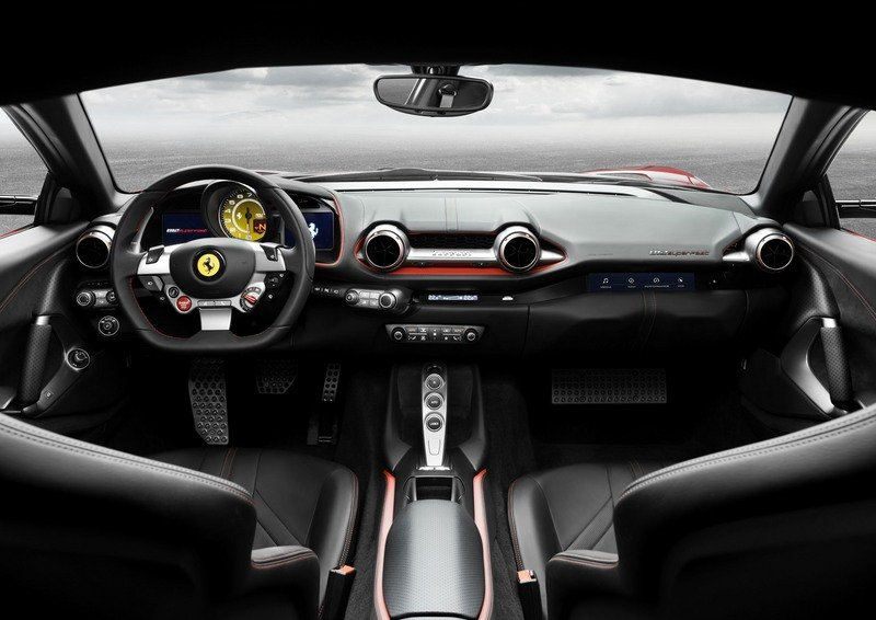 2018 Ferrari 812 Superfast High Resolution Interior - image 708554