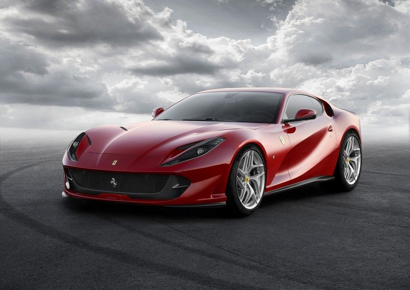 2018 Ferrari 812 Superfast High Resolution Exterior - image 708551