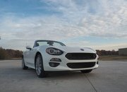 2017 Fiat 124 Spider Lusso - Driven - image 710016