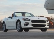 2017 Fiat 124 Spider Lusso - Driven - image 710043